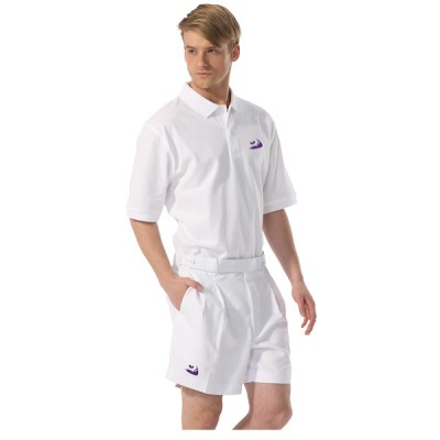 Men's Boast Pima Pique Tennis Shirt w/ Logo The Tennis Loft Nantucket
