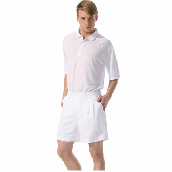 "Men's Boast Classic Tennis Short 6"" Inseam w/ Logo The Tennis Loft Nantucket"