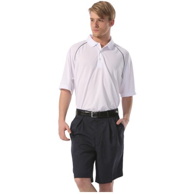 Men's Boast Tek Polo w/ Logo The Tennis Loft Nantucket
