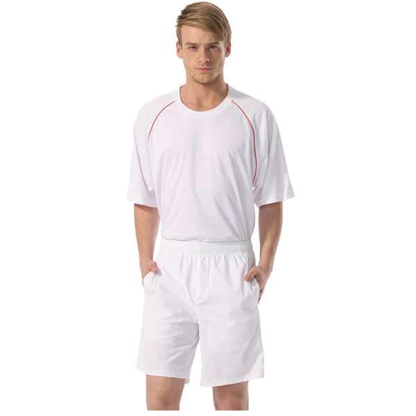 Men's Boast Tek Tee Shirt w/ Logo The Tennis Loft Nantucket