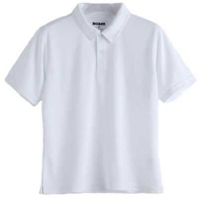 Boys Boast Tek Polo shirt w/ Logo The Tennis Loft Nantucket