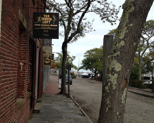 Nantucket Tennis Shop