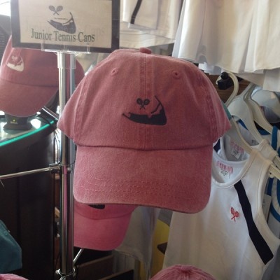 Children's Cap (Unisex) w/ Logo The Tennis Loft Nantucket