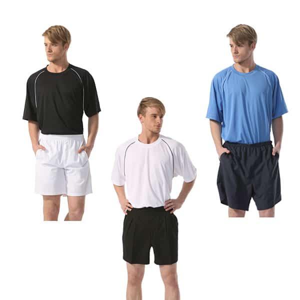 Men's Boast Tek Tee Shirt w/ Logo Color Options The Tennis Loft Nantucket