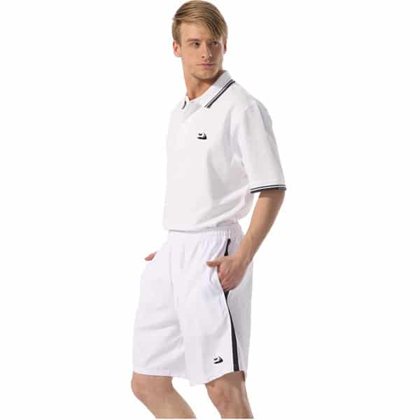 "Men's Boast Full Length Tennis/Sport Short 8"" Inseam The Tennis Loft Nantucket"