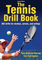 The Tennis Drill Book - Tennis books