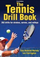 The Tennis Drill Book - Tennis books