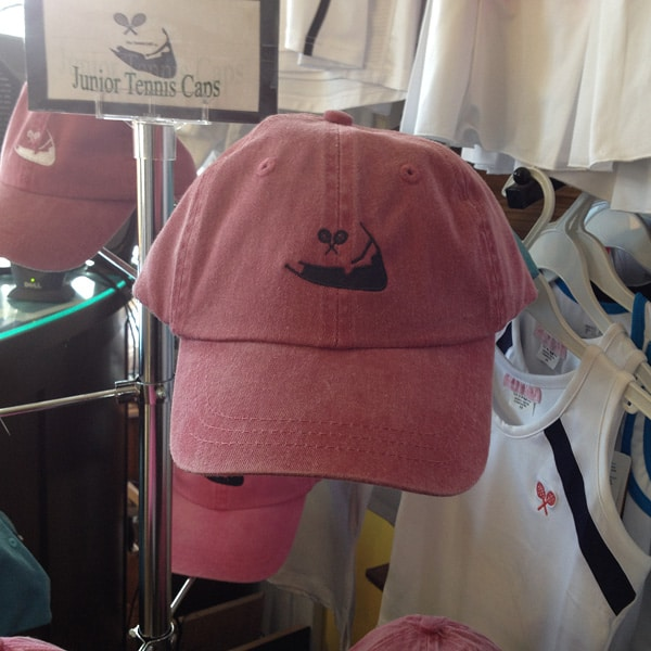 Children's Cap (Unisex) w/ Logo The Tennis Loft Nantucket