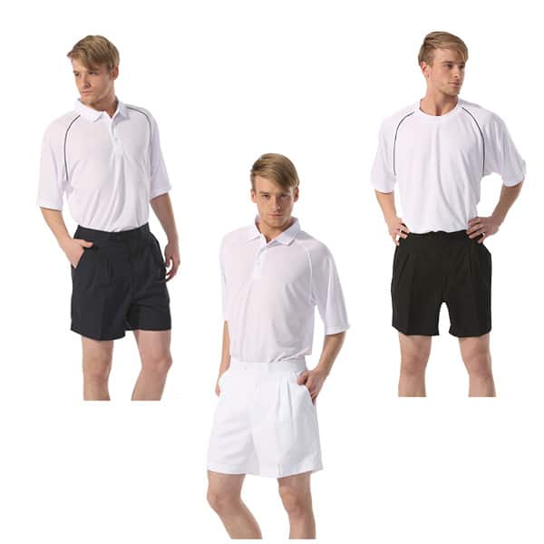 "Men's Boast Classic Tennis Short 6"" Inseam w/ Logo Color Options The Tennis Loft Nantucket"