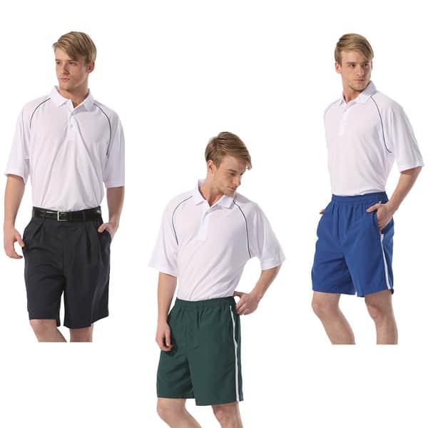 Men's Boast Tek Polo w/ Logo Color Options Tennis Clothing Nantucket