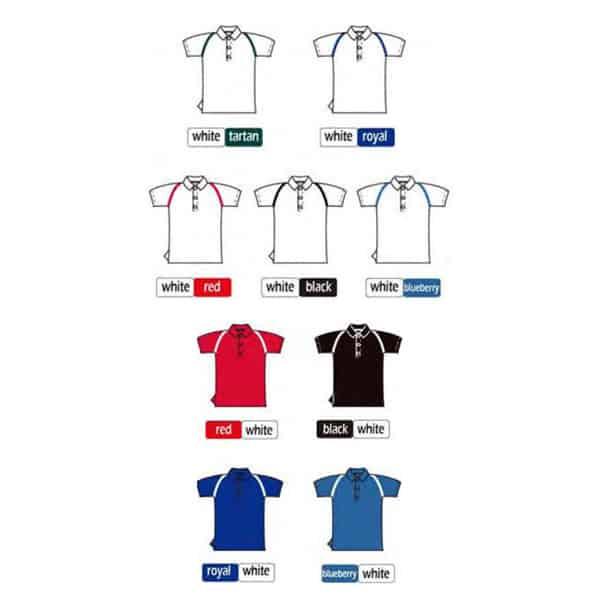 Men's Boast Tek Polo w/ Logo Color Options Tennis polo shirts Nantucket